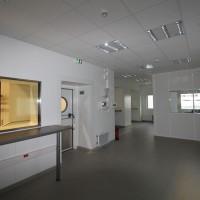 Construction d'un atelier de production agro-alimentaire en panneaux isolants