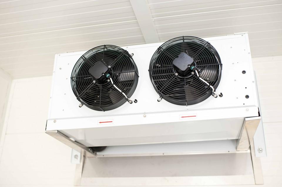 Caract ristiques techniques sermicube - Ventilateur chambre froide ...